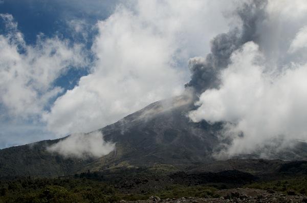 Banos Volcano Horse Ride 35