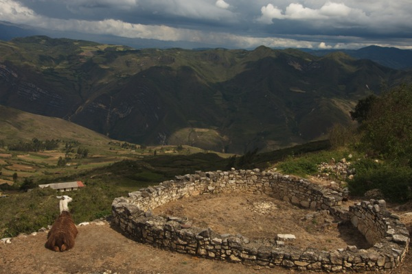 Chachapoyas  Kuelap 198