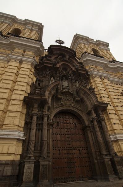 Lima  Historic Center 62