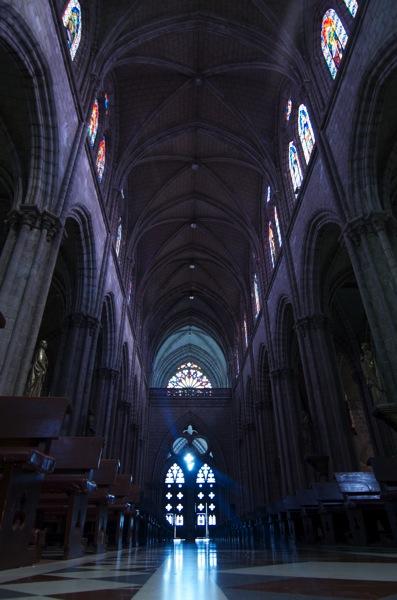 Quito La Basilica Corazones Santisimos 63