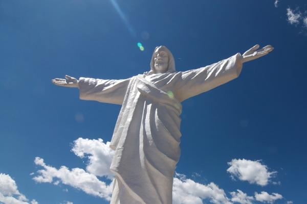 Cuzco  Cristo Blanco 4