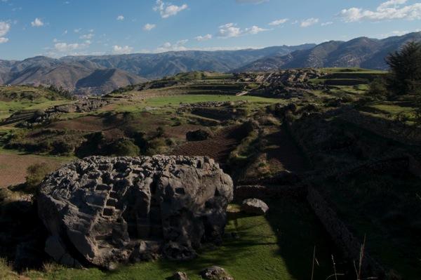 Cuzco  Sacsayhuaman 12