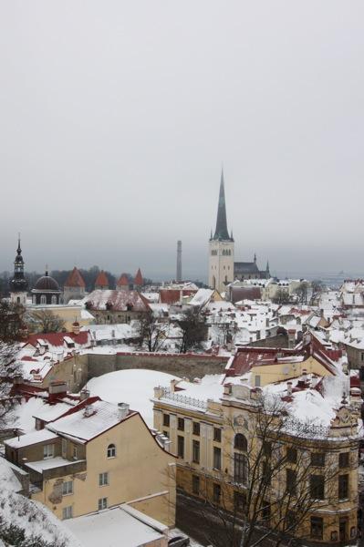 Tallinn Old Town 2