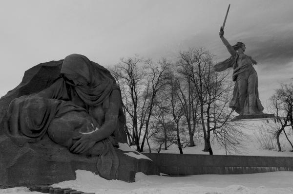 Volgograd  Mamayev Kurgan 26