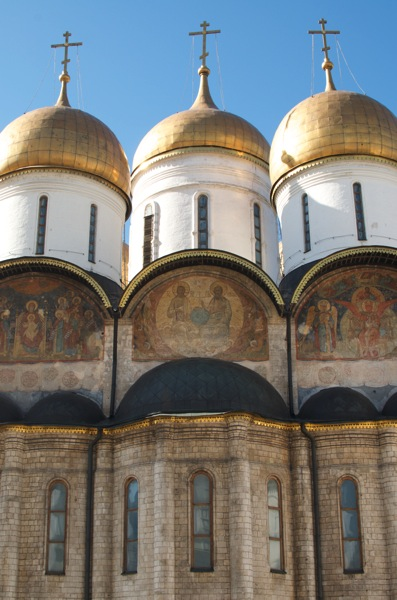 Moscow Kremlin  Dormition Cathedral 5