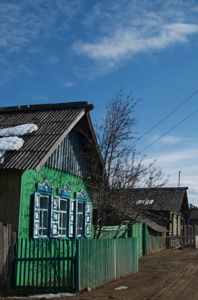 Ulan Ude  Gremyachinsk Village 14