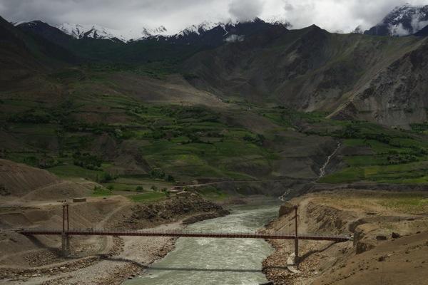 Tajikistan  Kalaikumb to Khorog 95