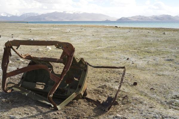 Tajikistan  Karakul 25