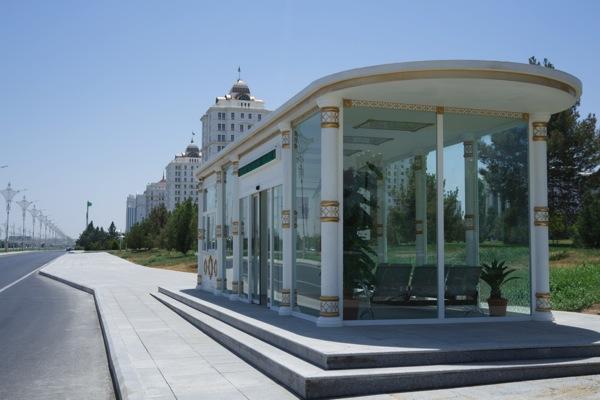 Turkmenistan  Ashgabat New City 10