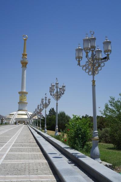 Turkmenistan  Ashgabat New City 51