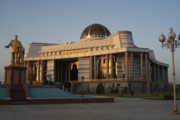 Turkmenistan  Mary 3