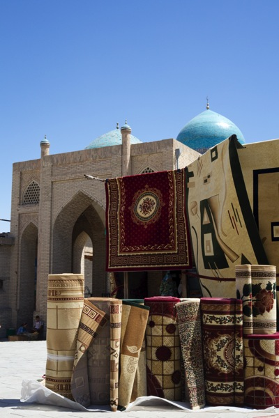 Uzbekistan  Bukhara Old Town 14