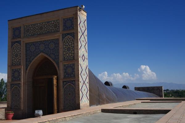 Uzbekistan  Samarkand Ulugbek Observatory 5