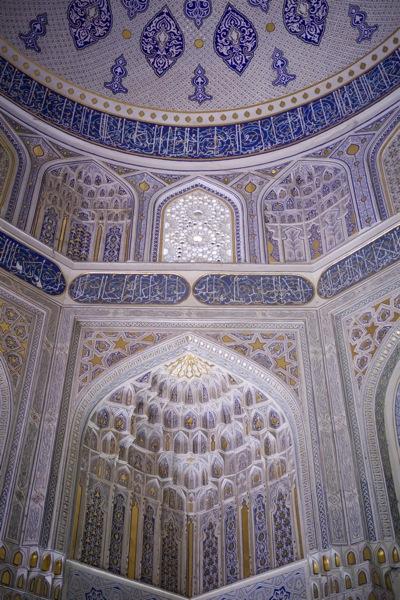 Uzbekistan  Shah i Zinda Complex Samarkand 61