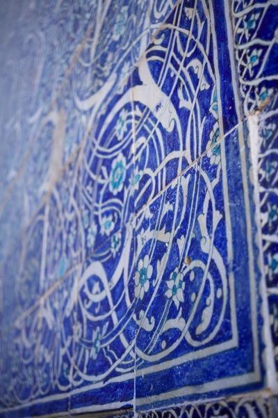Uzbekistan  Tosh Hauli Palace Khiva 9