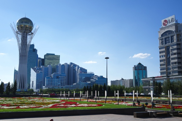 Kazakhstan  Astana New City 32