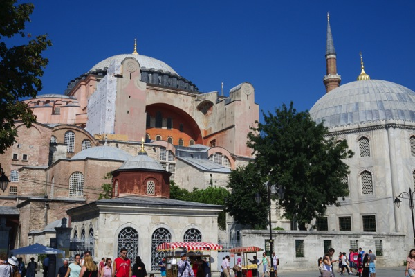 Istanbul  Hagia Sophia 1