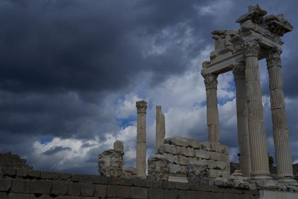 Bergama Ruins 13
